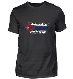 Geschenk Cycling Radfahren Cycle Land Kuba T-Shirt Basic Shirts, Mens Tops, Fashion, Cuba, Bicycling, Gifts, Moda, Fashion Styles, Fashion Illustrations