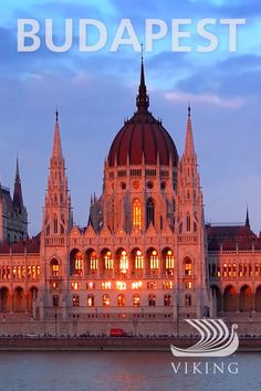 """Budapest, the """"Paris of the East"""" Travel List, Travel Goals, Shopping Travel, Budapest Travel, Buda Castle, Hungary Travel, Beautiful Places To Travel, Romantic Travel, Cruise Destinations"""