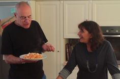 Mark Bittman and the Greek chef Diane Kochilas make strapatsada, an easy shredded-tomato-and-egg scramble.