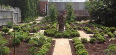 Boxwood Vegetable Garden