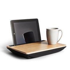 Wood iBed Lap Desk