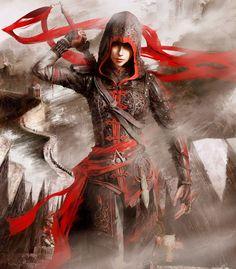 Shao Jun - Assassin's Creed Chronicles: China