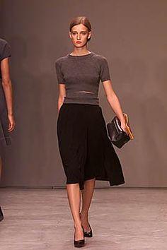 Prada Spring 2001 Ready-to-Wear Fashion Show - Anne Catherine Lacroix, Miuccia Prada
