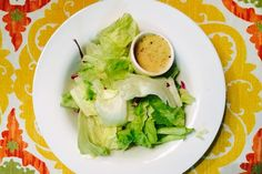 Vegan Caesar Dressing - so easy, and the recipe is free of dairy, gluten, and top allergens!