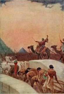 Cuaderno de Historia, J. Ossorio: Mitos y leyendas del Antiguo Egipto, Parte IX,  Le...