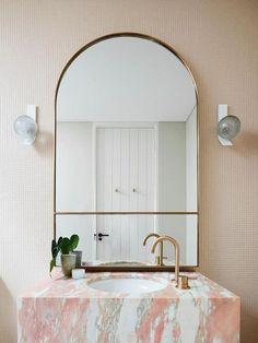 Pinterest Bathroom Inspiration for your own home project. Bad Inspiration, Bathroom Inspiration, Bathroom Ideas, Bathroom Organization, Bathroom Cleaning, Bath Ideas, Bathroom Designs, Bathroom Storage, Bathroom Closet