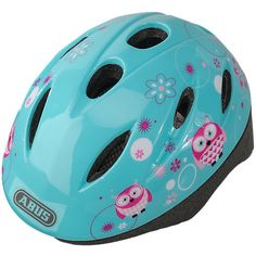 ABUS Fahrradhelm Eule Bicycle Helmet, Gifts For Children, Owls, Creative, Ideas, Cycling Helmet