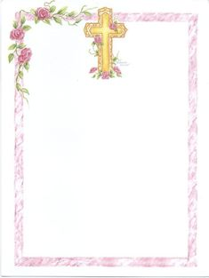 First Communion Banner Templates Unique 13 Blank Girl S First Holy Munion Invitations and 8 Matching Photograph First Communion Banner, Baptism Banner, Boys First Communion, Holy Communion Invitations, Première Communion, Baptism Cards, Baptism Invitations, Birthday Invitations, Invitations Kids