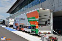 Force India F1, Formule 1 Grand Prix van Groot-Brittannië 2014, Formule 1