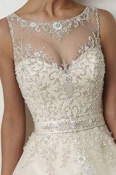 Madeline Gardner New York | Wedding Dress