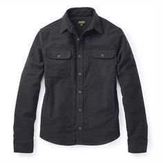 Flint and Tinder Moleskin Shirt Jacket