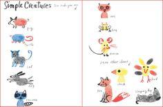Let's Make Great Fingerprint Art by Marion Deuchars |books4yourkids.com