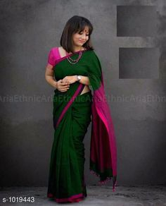 Sarees  Attractive  Khadi Cotton Sarees   *Fabric* Saree - Khadi Cotton, Blouse - Khadi Cotton  *Size* Saree Length - 5.5 mtr , Blouse Length - 0.8 mtr  *Work* Woven & Border  *Sizes Available* Free Size *   Catalog Rating: ★4 (1768)  Catalog Name: Rheyali Solid Khadi Cotton Sarees With Tassels And Latkans CatalogID_122952 C74-SC1004 Code: 174-1019443-