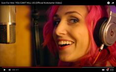 Icon For Hire: YOU CAN'T KILL US (Official Kickstarter Video)