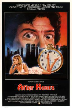 Click to View Extra Large Poster Image for After Hours