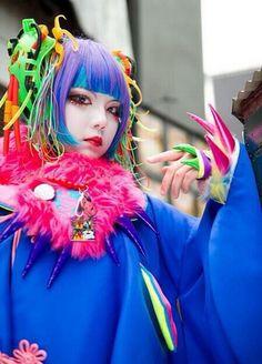 【卓矢ヱンジェル】20周年の創造と進化を見よ【和洋服飾革命】 | KawaCura -かわきゅら-
