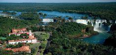 O Belmond Hotel das Cataratas ficou com o terceiro lugar. Localizado dentro do Parque Nacional Do Iguaçu, Foz do #Iguaçu. Confira no blog: http://blog.bestday.com.br/os-melhores-hoteis-brasil/