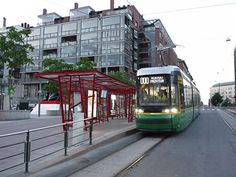 Antero Alku blogi: Kävin ajamassa ratikalla Helsingin yössä