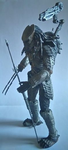 Celtic Predator, AvP 2004