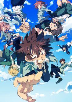 Digimon Adventure Tri Poster fan version