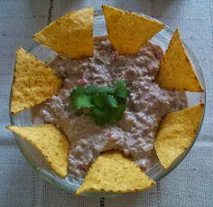 W siódmym niebie - blog kulinarny: Moje guacamole Guacamole, Hummus, Dip, Ethnic Recipes, Blog, Gravy