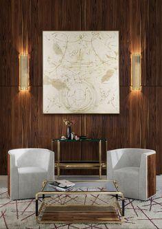 Die originellsten 25 Polsterei Sessel für moderne Innenarchitektur - Sind Sie auch verliebt in eleganten Möbelstücke? inneneinrichtung | wohndesign | innenarchitektur #polsterei #sesseldesign #dekorationensideen Lesen Sie weiter: http://wohn-designtrend.de/die-originellsten-polsterei-sessel-fuer-eine-moderne-innenarchitektur/