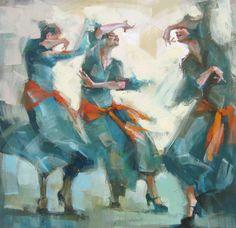 three graces by renatadomagalska.deviantart.com on @deviantART