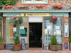 Byfords Posh B, Deli and Resturant..most gorgeous place to stay in Holt.