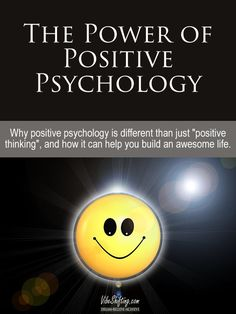 Power of Positive Ps