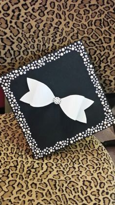 Grad cap I made! ♡ my job