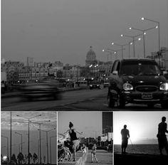 Havana in bianconero...