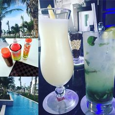 It's Cocktail time at Riu Palace Bavaro - All Inclusive - Cheers