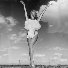 Miss Atomic Bomb and the Nuclear Glitz of 1950s Las Vegas: ​The decades-long search for a sex symbol of the atomic age.​