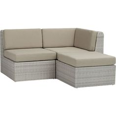 ebb outdoor sectional  | CB2
