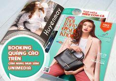 Booking quảng cáo trên tạp chí Uni Media tại TP.HCM - Alan