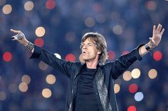 The Rolling Stones were a fitting choice to headline the halftime show of one of sports' greatest spectacles (aka the Super Bowl).