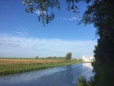 2017-10-01 Op de Molenroute vanaf Bronckhorst kom je langs het gemaal