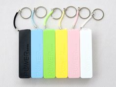 PB001/ Mini Perfume Power Bank for Mobile Phones, Pretty Low Cost with Fashionable Design (PB002) - China Portable Battery Power Bank;Por...