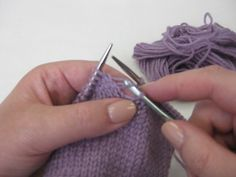 Classic Elite Yarns: Dropped Stitches, Part One