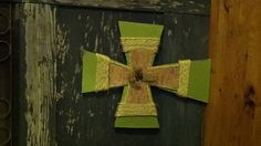 Rustic cross