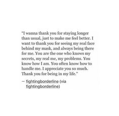 Thank You Best Friend, Best Friend Love Quotes, Best Friend Quotes Meaningful, Besties Quotes, True Quotes, Words Quotes, Thank You Friend Quotes, Funny Quotes, Thankful For You Quotes