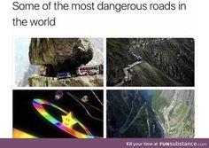 Rainbow Road is a b*tch