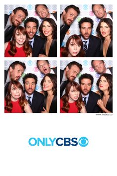 """""""How I Met Your Mother"""" Takes to the Photo Booth: Jason Segel, Neil Patrick Harris, Cobie Smulders, Josh Radnor and Alyson Hannigan from """"How I Met Your Mother"""" take some fun photos on the Carnegie Hall Red Carpet at the 2013 CBS Upfront."""