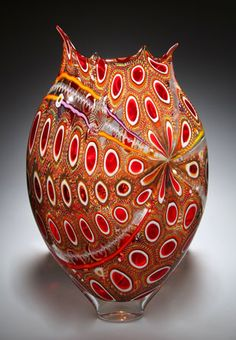 David Patchen handblown glass