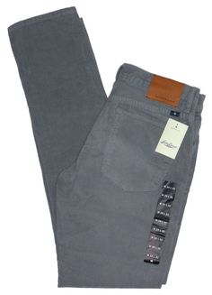 lucky brand mens belt leather fabric silvertone buckle navy blue new lucky brand mens pants corduroy jeans skinny leg slim fit grey 29 32 89 50