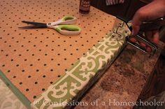 Piano bench tutorial with peg board Outside Cushions, Window Seat Cushions, Bench Cushions, Camper Cushions, Bench Covers, Seat Covers, Banquette Design, Diy Storage Bench, Piano Bench