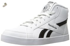 Reebok Women's Royal Kewtee ml Fashion Sneaker, White/Black, 8 M US - Reebok sneakers for women (*Amazon Partner-Link)