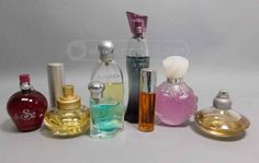 shopgoodwill.com: 9pc Variety Fragrance Lot