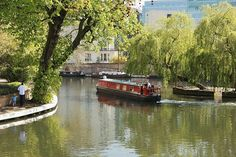 10 Things to Do Along London's Regent's Canal