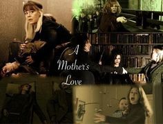 A Mother's Love <3 Yay for Draco's mummy!! <3